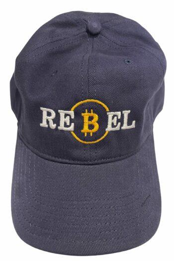 Rebel Bitcoin Hat